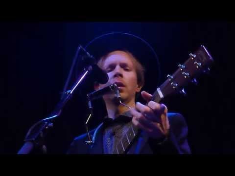"Beck ""Sorry"" from Song Reader, Live Debut @ Rio Theater Theatre, Santa Cruz CA 5-19-2013"