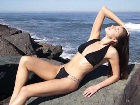 Swimsuit Model Nikki Mission Beach Girl. Swimsuit Model Nikki Mission Beach ...