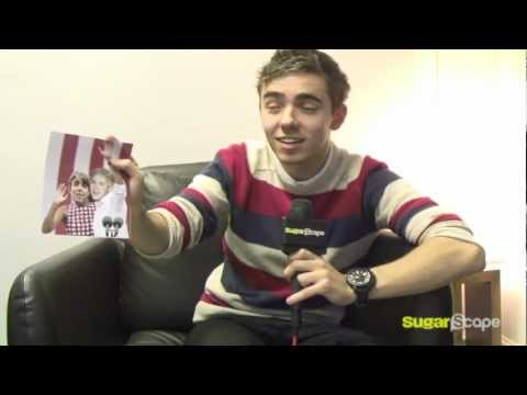 Nathan Sykes on The Wanted and One Direction being LOVERS