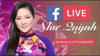 Livestream với Như Quỳnh - June 22, 2017
