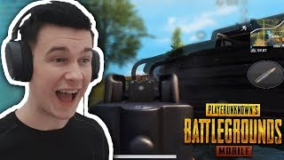 MY FIRST PUBG MOBILE GAMEPLAY! (It Was Epic!)