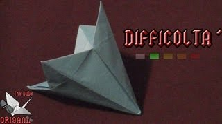 Dude's Daily Origami - Campanula (tutorial In Italiano)