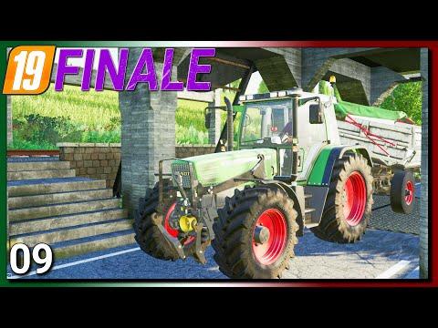 LS19 FINALE 🇮🇹 Verkauf der Ernte | Landwirtschaft in Italien [s2e9]