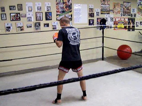 Columbus Ohio Boxing Gym Presents: Boxing Defense Training Rope Drill Workout Tip. Image 1