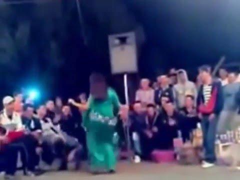 رقص شعبي مغربي نايضة نوضة ديال بصح رقص ساخن   اغراء نار thumbnail
