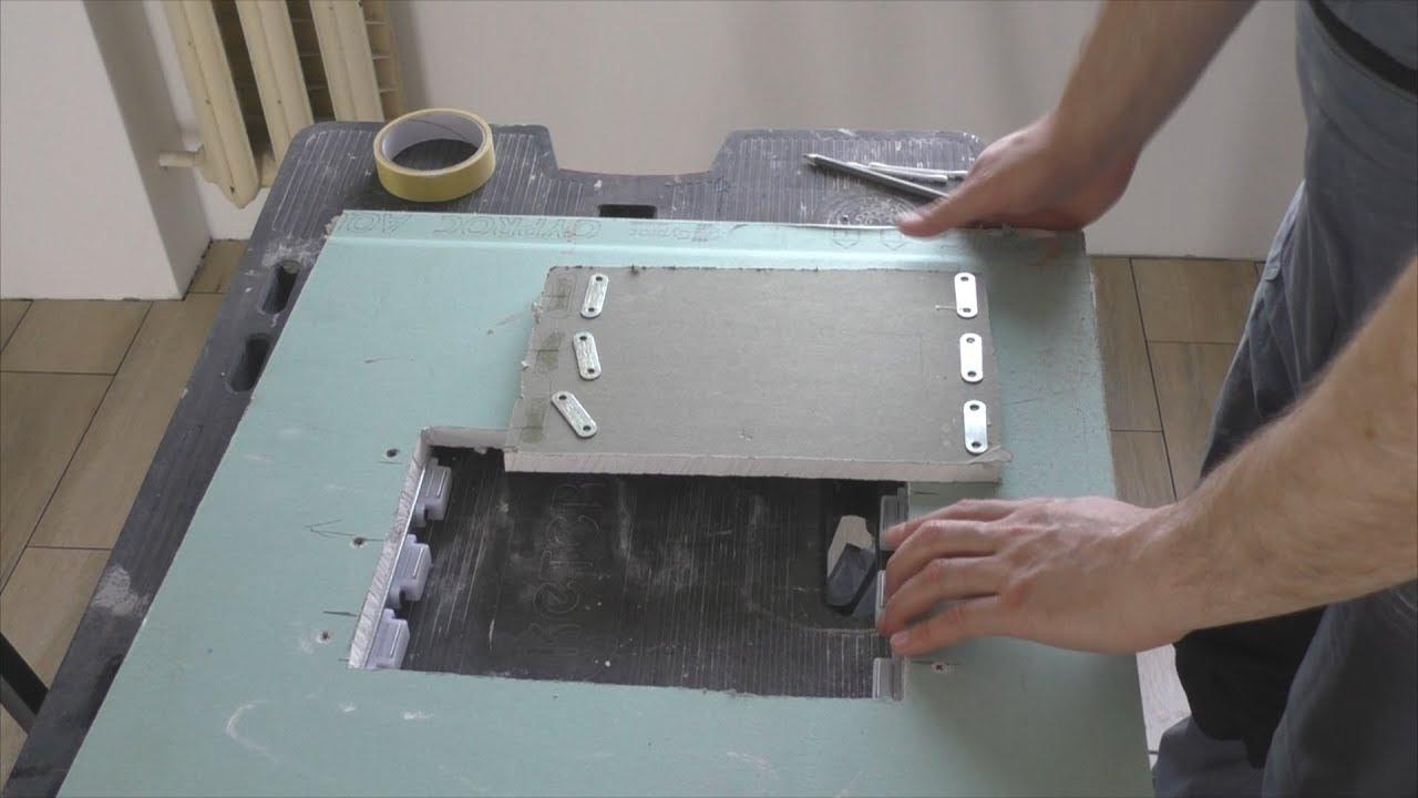 Экран для ванны на магнитах своими руками 58