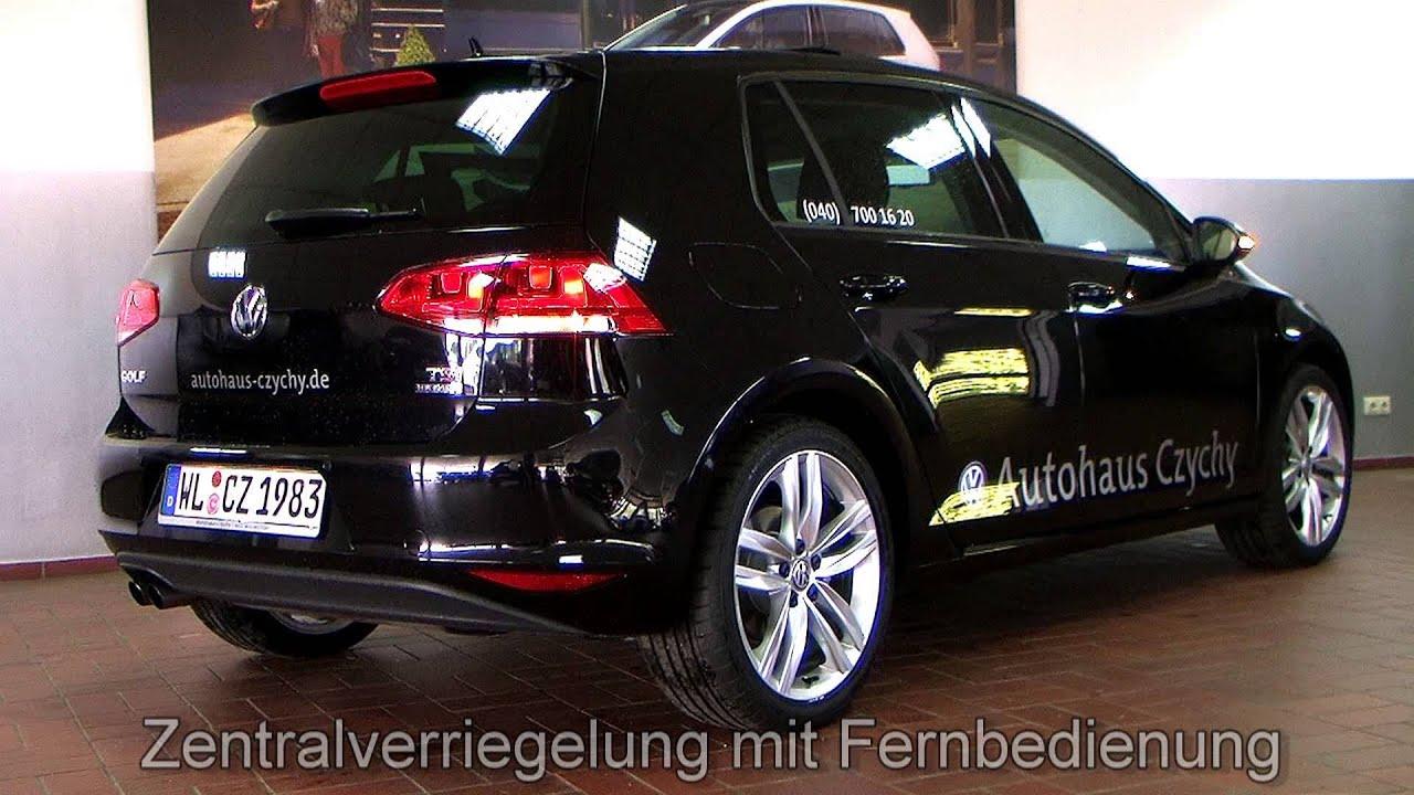 volkswagen golf vii 14 tsi highline dw109737 bi xenon. Black Bedroom Furniture Sets. Home Design Ideas