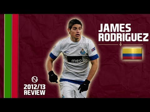 JAMES RODRÍGUEZ | Goals, Skills, Assists | FC Porto | 2012/2013 (HD)