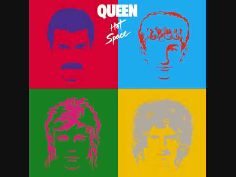 Queen - Hot Space - 10 - Cool Cat
