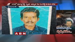 BTech student runs car over man sleeping on pavement | Hyderabad | Red Alert
