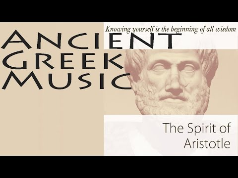 Ancient Greek Music Vol.1 | Spirit Of Aristotele