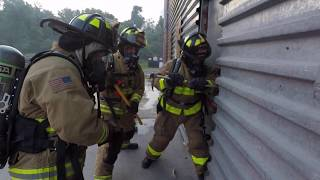 A DAY IN MY LIFE BEING A FIREFIGHTER IN THE U.S ARMY!!!!