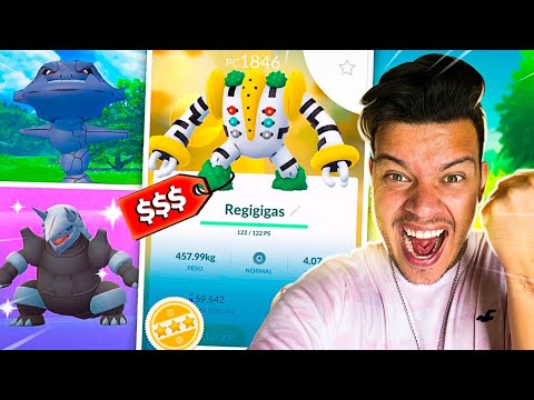 PEGUEI O POKEMON MAIS CARO DO JOGO ! - Pokémon Go ‹ PORTUGA GAMES ›