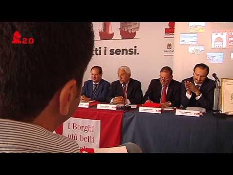 """LANCIATA IN FIERA UNA NUOVA INIZIATIVA DI """"I BORGHI PIU'  BELLI D'ITALIA"""""""