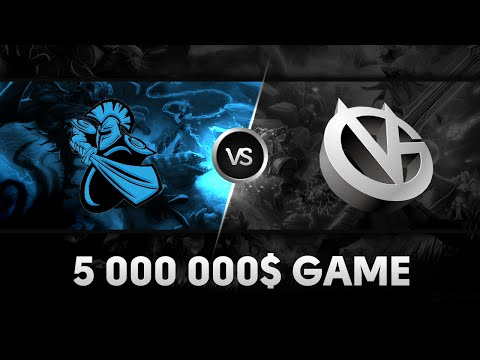 5.000.000$ game by NewBee - The International 4 Grand Final