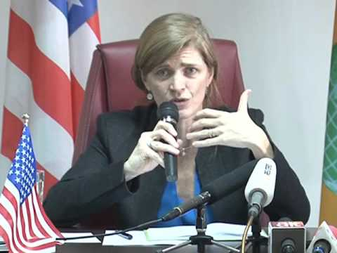 United States Representative To United Nations Speaks On Boko Haram