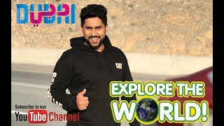 Explore the world with Akshay Uthaman | Episode 1 | jebal jais |  | Travel vlog | UAE |