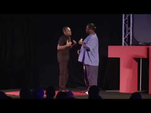 Transcending mental bars: Hill Harper at TEDxIronwoodStatePrison