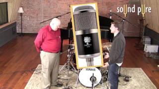 download lagu Charteroak E700 Kick Drum Microphone Demo gratis
