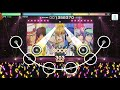 Gameplay Go x 2 Jet Coaster level:Hard (uta no prince sama shining live)