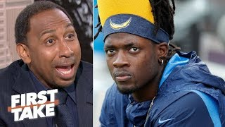 Chargers 'Ain't going to no damn Super Bowl!' - Stephen A. | First Take