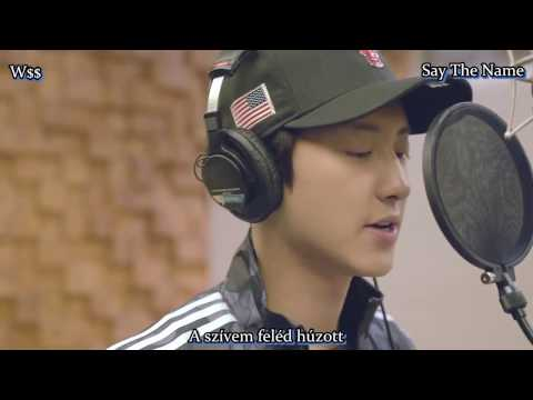 HUNSUB Chanyeol (EXO) ft. Punch - Stay With Me (도깨비 Goblin OST)