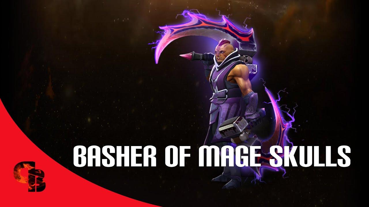 Sniper Skull Basher Basher of Mage Skulls