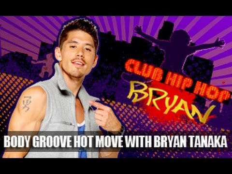 Hip Hop Cardio Dance Exercise: Bryan Tanaka- Body Groove video