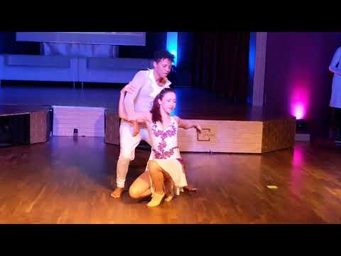 PZC2018 with Michele & Paulo in Performance ~ video by Zouk Soul