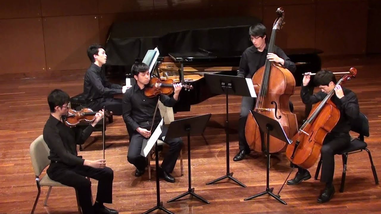 Franz Schubert Trout Quintet - Death And The Maiden