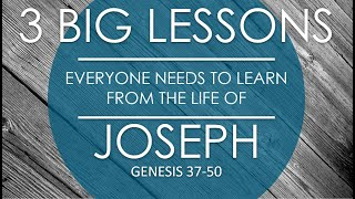 12-9-18, Life Of Joseph, Bible Study, Pioneer Baptist Church