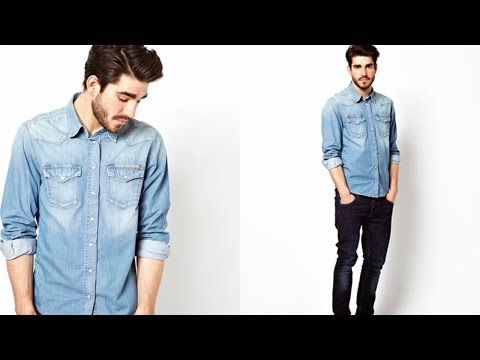 Curso Confec��o de Camisas Masculinas - Tecidos para Camisas