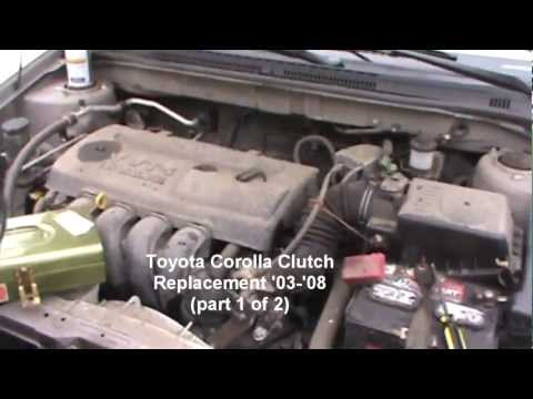 Toyota Corolla Clutch