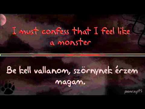 Skillet - Monster ~ Szörny {magyar és Angol Szöveggel} video
