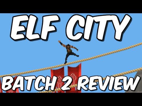 Elf City Batch 2: Update Overview and Review [Runescape 2014]