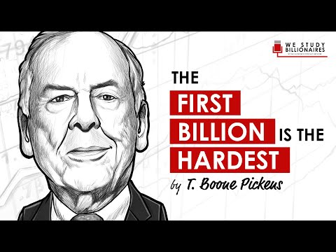 EP 83: THE FIRST BILLION IS THE HARDEST – T. BOONE PICKENS