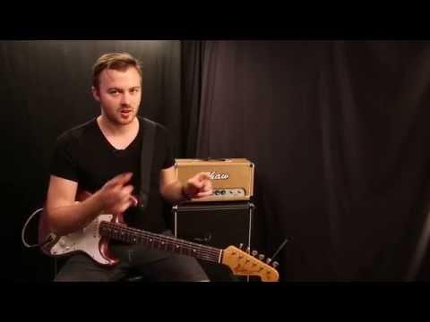 Joe Robinson Shaw Audio Fulltilt 30 Amp Demo