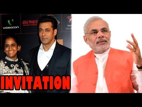 Salman Khan might invite PM Narendra Modi for Arpita Khan's wedding!