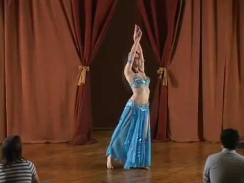 First Solo - Bellydance Choreography by Sandra
