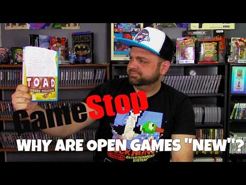 GameStop: Why Are Open Games New? | RGT 85