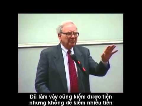 Warren Buffett giao lưu với SV Mỹ về kinh tế, đầu tư, tài chính