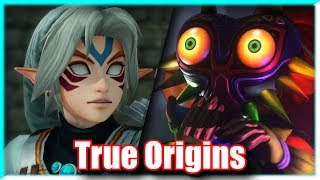 Fierce Deity & Majora's Mask Origins | Zelda Theory