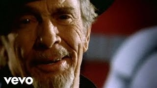 Watch Merle Haggard America First video