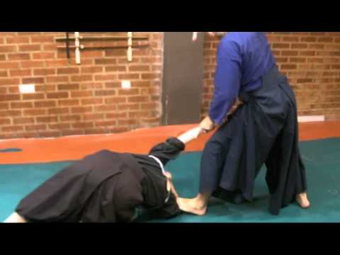 Ogawa Ryu Aikijujutsu Training in October Image 1