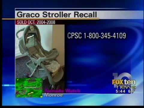 Graco Crib Recall
