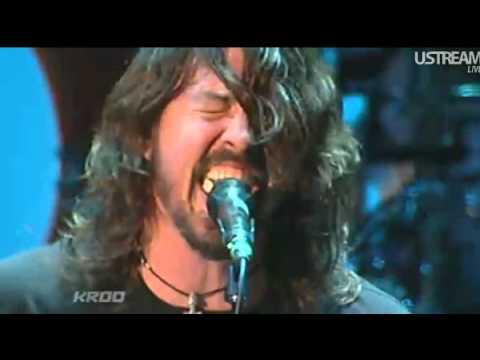 Foo Fighters - KROQ Weenie Roast 2011 [Full Concert]
