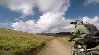 Mountain Biking Holy Roller at Deer Valley