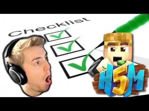 FINALE PREPARATIONS..! | HOW TO MINECRAFT 5! (H5M) Ep.41