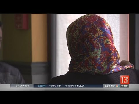 Suspect 'sorry' for attacking Muslim woman (Monday 5PM report)