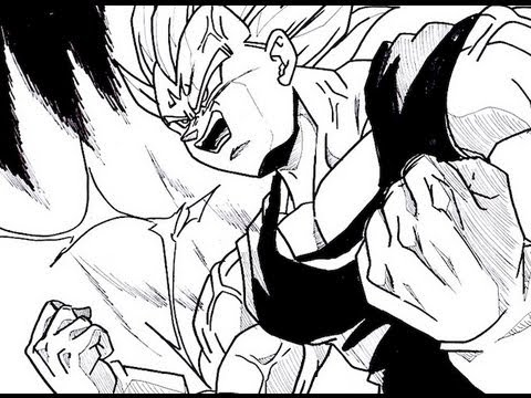 Dragon Ball z Majin Vegeta Drawing How to Draw Majin Vegeta Ssj2